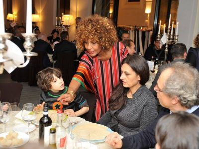 smile project cena mercatino beneficenza 2015 - 15